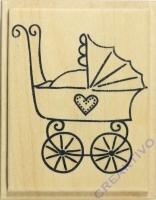 Knorr Stempel  Kinderwagen