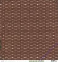 Scrapbooking Papier St. Nicholas - Christ Kindle (Restbestand)