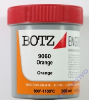 Botz Engoben 200ml orange