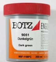 Botz Engoben 200ml dunkelgrün
