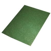 Crepla Platte 2mm 30x40cm Glitter grün