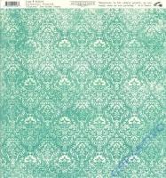 Scrapbooking Papier Flourish - Flutter