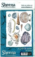 Sheena Stempelset - Sea Shells