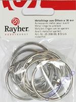 Rayher Metallringe zum Öffnen 38mm