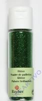 Rayher Flitter, ultrafein, grün, Fläschchen 20ml