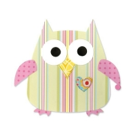 Sizzix Bigz Die - Owl #2