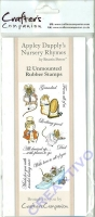 Beatrix Potter Stempelset -  Appley Dapplys Nursery Rhymes