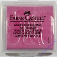Knetradiergummi Art Eraser pink