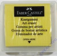 Knetradiergummi Art Eraser gelb