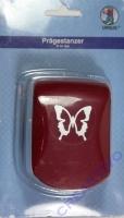 Prägestanzer Schmetterling (Restbestand)