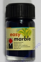 Easy marble Marmorierfarbe 15ml türkisblau