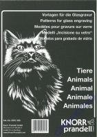Gravur-Vorlagen - Tiere - DIN A5 Block