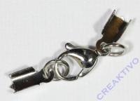 Rayher Verschluss 3mm Edelstahl