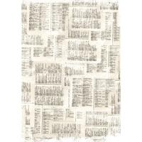 DecoMaché Papier Motiv 64 - Print
