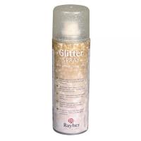Rayher Glitterspray gold 125ml