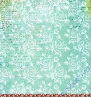 Scrapbooking Papier Kaisercraft Kaleidoscope - Impasto (Restbestand)