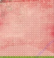 Scrapbooking Papier Kaisercraft Kaleidoscope - Blank Canvas (Restbestand)