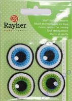 Stoff-Aufbügelmotiv Basic Eyes