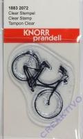 Clear Stempel Fahrrad
