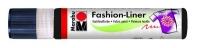 Marabu Fashion-Liner  25ml schwarz