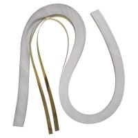 Quilling-Folie gold 0,6cm