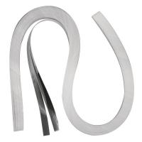 Quilling-Folie silber 0,9cm