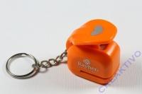 Ministanzer mit Schlüsselanhänger Herz