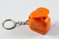 Ministanzer mit Schlüsselanhänger Glocke