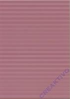 Vario-Karton Punkte Streifen braun/rosa DIN A4 (Restbestand)