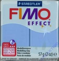 Fimo Effekt Modelliermasse 57g Edelstein - blau-achat