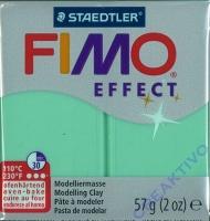 Fimo Effekt Modelliermasse 57g Edelstein - jade