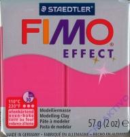 Fimo Effekt Modelliermasse 57g Edelstein - rubin-quarz