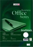 Briefblock A4 blanko 50 Blatt 70g/qm
