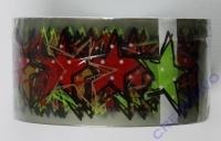 Heyda Pack Tape Sterne (Restbestand)