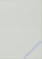 Streifen-Fotokarton DIN A4 mittelgrau