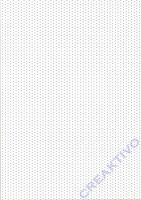 Pünktchen-Fotokarton DIN A4 mittelgrau