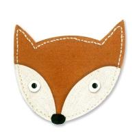 Sizzix Bigz Die - Fox Face