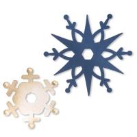 Sizzix Bigz Die - Snowflakes #3