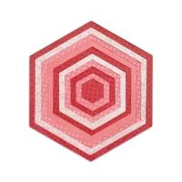 Sizzix Framelits Die Set 10PK - Hexagons
