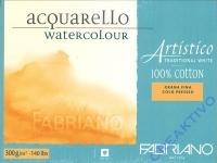 Artistico traditional white Block 300g/qm45,5x61,0cm 10 Bl.