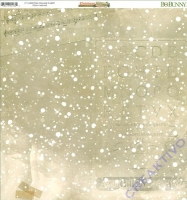 Scrapbooking Papier Christmas Collage - Flurry (Restbestand)