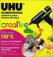 UHU Klebepistole creative low melt 110°C