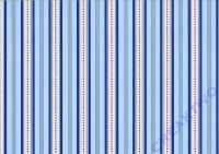 Bastelkarton 300g/qm 50x70cm Streifen blau (Restbestand)