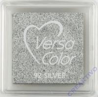 Versacolor Mini-Stempelkissen silver