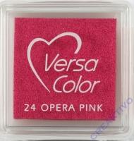 Versacolor Mini-Stempelkissen opera pink