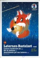 Laternen-Bastelset Fuchs