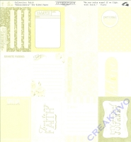 Authentique Faith - Scrapbooking-Papier Enhancements