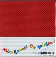Faltblätter Alu-Sternchen 20x20cm (Restbestand)