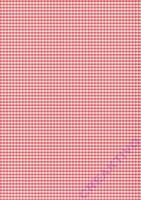 Karo-Fotokarton DinA4 rot