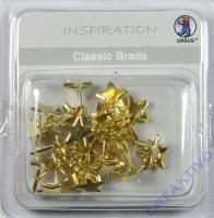 Classic Brads Sterne gold